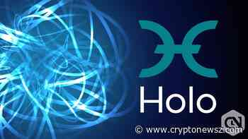 Holo (HOT) Is One Of The Top 5 Cryptos To Take The Charge In 2019 - CryptoNewsZ