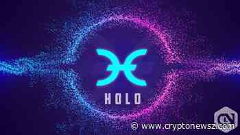 Holo (HOT) Price Analysis: Holochain's Market on a Prompt Route to Advancement - CryptoNewsZ
