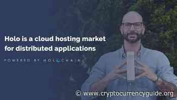 What is Holo (HOT) cryptocurrency? - CryptoCurrency Guide