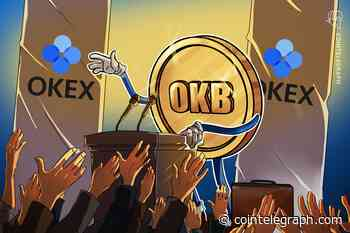 OKEx Secures Support From Four New Partners for Its Utility Token OKB - Cointelegraph