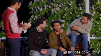 OKB and Ahad Raza Mir are college buddies in Hum TV's Ehd-e-Wafa - DAWN.com