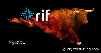 RIF Token Price Analysis RIF / USD: Bulls Take Control | Cryptocurrency News - Crypto Briefing