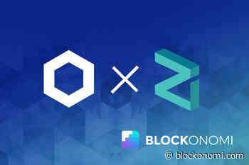 Zilliqa (ZIL) Turns to Chainlink Oracles For Smart Contract Data Feeds - Blockonomi
