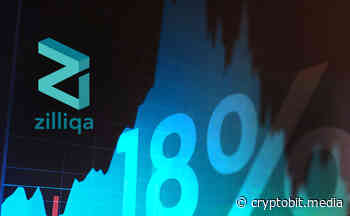 Zilliqa breakthrough: ZIL outperforms Bitcoins by 18% - Cryptobit Media