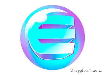 January 10, 2020: Enjin Coin (ENJ): Down 3.17%; 3rd Straight Down Day - CryptoCoin.News