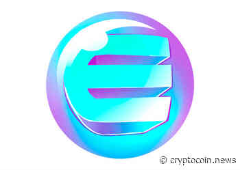 January 2, 2020: Enjin Coin (ENJ): Down 1.87%; Price Crosses 20 Day Average; 4th Straight Down Day - CryptoCoin.News