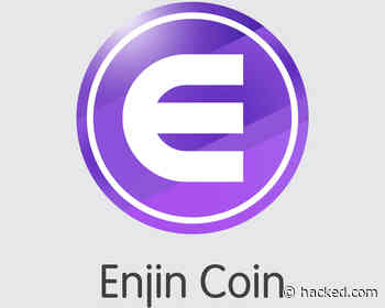 Enjin Coin (ENJ) Surges 19% on 'Skyrim on Blockchain' RPG Preview - Hacked