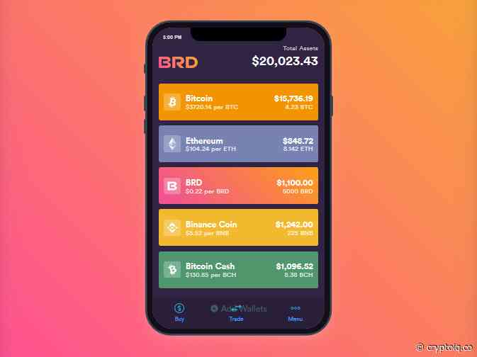 Interview With Bread (BRD) Wallet Co-founder: a Mobile Wallet That Stores Private Keys on Phone in a Cryptographically Secure Enclave Rather Than on a Server – Crypto.IQ | Bitcoin and Investment News from Inside Experts You Can Trust - CryptoIQ