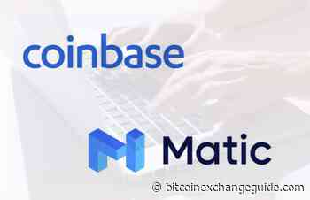 The 'Coinbase Effect' Happens to Little Known Cryptocurrency Project by Matic Network - Bitcoin Exchange Guide