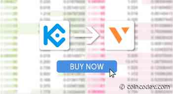 How to buy V Systems (VSYS) on KuCoin? - CoinCodex