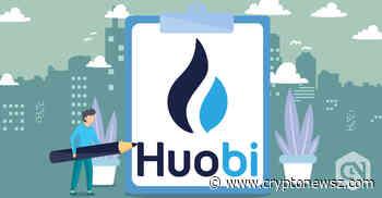 Huobi Pool Token (HPT) migrates from Huobi NEXT to Huobi Mainnet - CryptoNewsZ