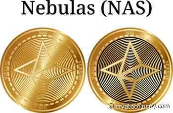 Nebulas (NAS) Officially Announces Ethereum-To-Mainnet Token Swap - Cryptocoin Spy