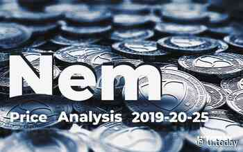 Nem Price Analysis 2019-20-25 — How Much Might XEM Cost? - U.Today