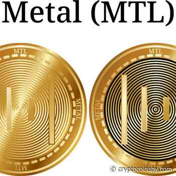 Metal (MTL) Re-Listed On Bittrex - Cryptocoin Spy
