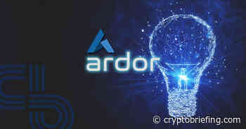 What Is Ardor Platform? Introduction to ARDR   Cryptocurrency News - Crypto Briefing