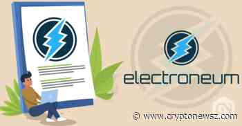 Electroneum Price Analysis: ETN Has been Devalued against USD Overnight - CryptoNewsZ