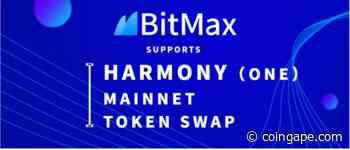 BitMax.io (BTMX.io) Will Support Harmony ONE Token Swap - Coingape