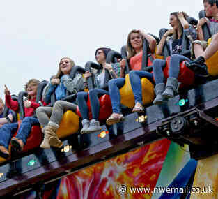 Family-fun funfair heads back to Walney this week - NW Evening Mail