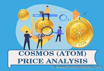 Cosmos (ATOM) price analysis: The coin is trading well - The Coin Republic