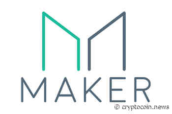 January 22, 2020: Maker (MKR): Up 5.41%; Price Crosses 20 Day Average - CryptoCoin.News