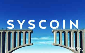 Syscoin (SYS) Launches Fully Decentralized Bridge with Ethereum (ETH) - U.Today