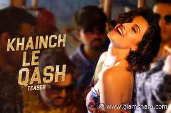 Taapsee Pannu dazzles in the first teaser of Khainch Le Qash - Glamsham