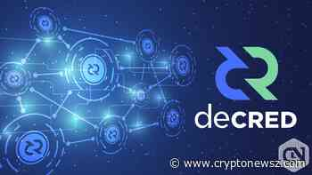Decred (DCR) Price Analysis: Decred's Bitcoin Linked Growth is Unlikely to Disappoint on the Long-term - CryptoNewsZ