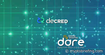 Decred Digital Asset Report: DCR Token Review And Investment Grade | Cryptocurrency News - Crypto Briefing