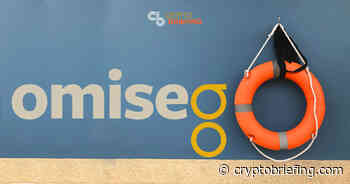 OmiseGo Price Analysis OMG / USD: Nomura To The Rescue | Cryptocurrency News - Crypto Briefing
