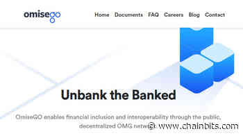 OmiseGO (OMG) Review: A Blockchain, an Exchange and a Decentralized Bank - ChainBits