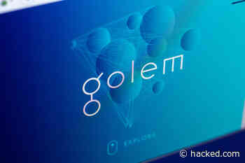 Golem Network Gains New Use-Case While GNT Price Spikes 23% - Hacked