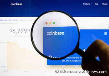 Breaking: Coinbase Lists Dai, Maker (MKR), Golem (GNT), and Zilliqa (ZIL) - Ethereum World News