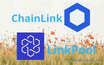 LinkPool Updates Chainlink (LINK) Market with New Set of Features - Herald Sheets