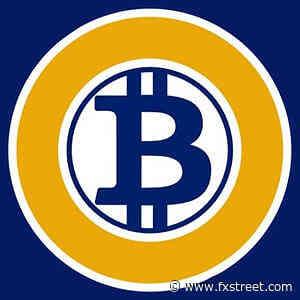 Bitcoin Gold Price Analysis: BTG/USD has a bearish session following five straight bullish sessions - FXStreet