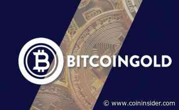 How do I buy Bitcoin Gold (BTG) using a credit card? - Coin Insider