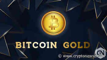 Bitcoin Gold Price Analysis - BTG Predictions, News and Chart - May 25 - CryptoNewsZ