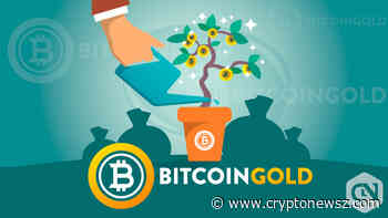 Price Analysis of Bitcoin Gold (BTG) as on 22nd May 2019 - CryptoNewsZ