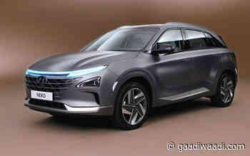 Hyundai To Showcase NEXO FCEV At 2020 Auto Expo – Officially Announced - GaadiWaadi.com