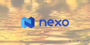 Tokenized Gold And Blockchain, Nexo Finance Filling The Gap With Gold Backed Lending - NullTX