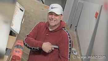 Thief's 'eerie' grin caught on camera during theft - WSAZ-TV