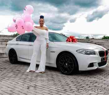 Not only Tay Grin can afford a BMW: Dan Lu buys it for his new bae - Malawi24