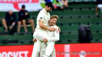Mark Wood's grin says it all for a bowler loving life | ESPNcricinfo.com - ESPNcricinfo