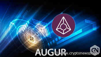 Augur (REP) Price Analysis: Augur Is Predicted To Continue The Upward Trend In The Next Quarter - CryptoNewsZ
