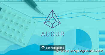Augur (REP/USD) Price Prediction via Technical Analysis for 12 September 2018 - CryptoGround
