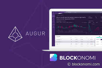Augur (REP) Demonstrates Emerging Regulatory Dilemma for Governments - Blockonomi