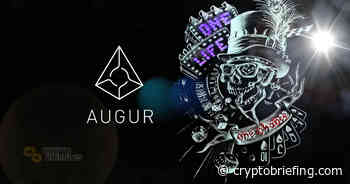 What Is Augur? Introduction to REP | Cryptocurrency News - Crypto Briefing