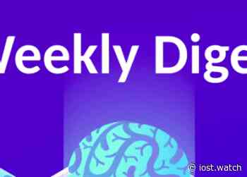 Weekly IOST Digest #39 | Latest news for IOST developers and community members. - IOST Watch