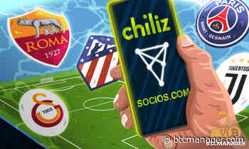 Sports Blockchain Firm Chiliz Offers Free $CHZ Tokens on Socios Platform - BTCMANAGER