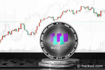 Waltonchain (WTC) Price Pumps 34% Ahead of Departure from Ethereum - Hacked