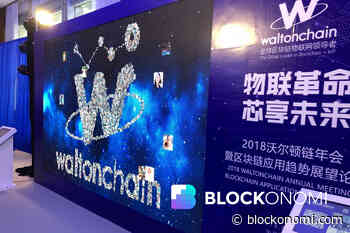 Waltonchain Launches WTC-Food, a Two-Way Food Authentication System - Blockonomi